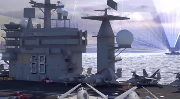 Alta tecnología naval desde San Fernando