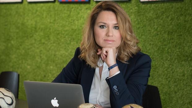 Minerva Salas: «Siempre intentaré crear empleo en mi pueblo, Espartinas»