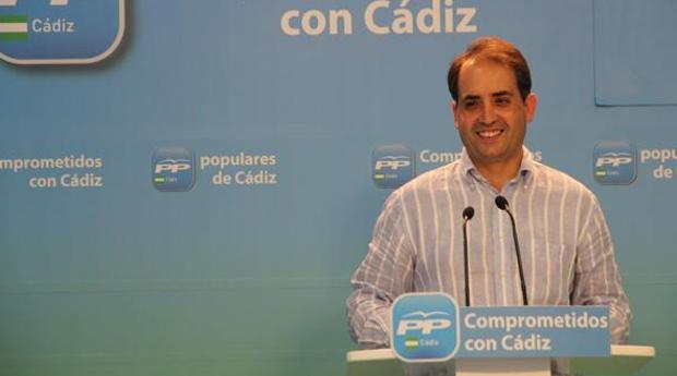 El PP propone a Saldaña como candidato a la Alcaldía de Jerez