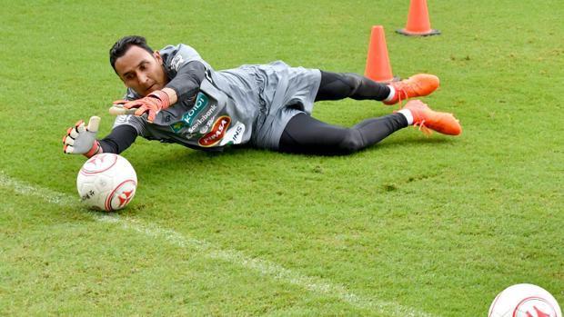 Keylor Navas, otro lesionado en el Real Madrid