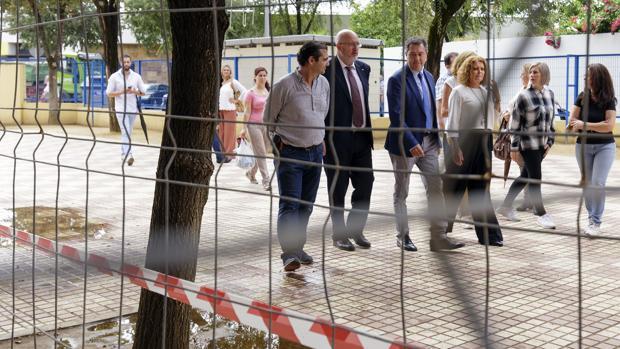 Más de cinco millones de euros para reurbanizar Sevilla Este y Torreblanca