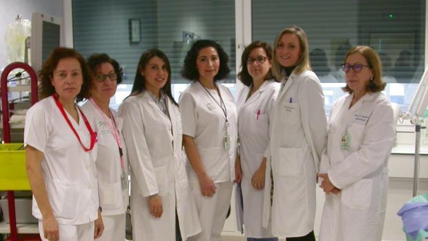 Ver y tratar en un acto único las patologías del útero