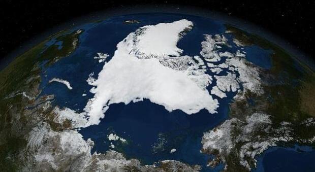 La extensión del hielo ártico tras el invierno registra otro mínimo histórico