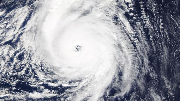 Ofelia ha sido el huracán más fuerte llegado a las costas europeas