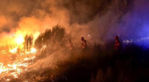 ¿Por qué los fuegos fueron tan devastadores en Portugal?