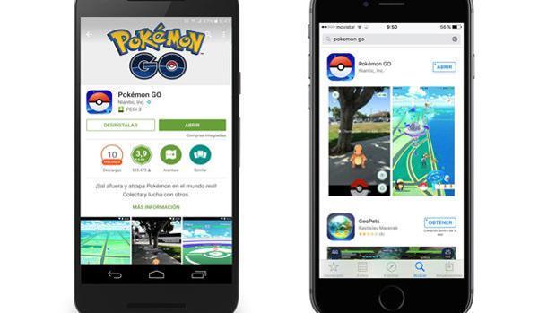 ¿Cómo descargar Pokémon Go?