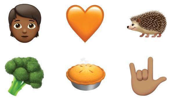 Estos son los nuevos «emojis» que Apple añadirá en iOS 11.1
