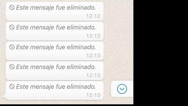 Este es el método para ver los mensajes eliminados de WhatsApp