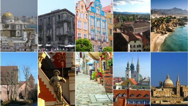 Diez lugares con encanto en Europa a los que querrás ir este año