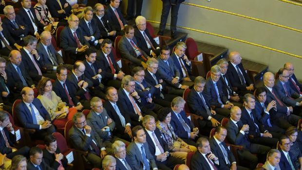 Más de 600 invitados arropan a Vocento en su 15º aniversario