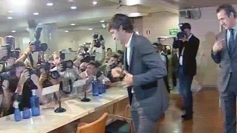 Raúl, embargado por 9,3 millones de euros