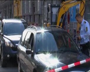 Un muerto tras un tiroteo a las puertas de una mezquita en Copenhague