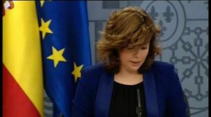 El Gobierno respeta la decisión de recurrir del PSOE