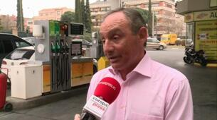 Empresarios gasolineras sobre aumento de precios