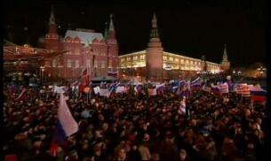 Putin vuelve al Kremlin