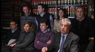 Afectados del Costa Concordia anuncian acciones legales