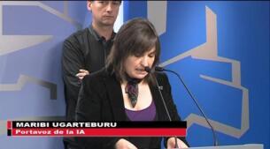 Patxi López propone una ponencia para la convivencia