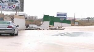 Diez muertos por el temporal en Murcia y Andalucía