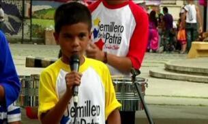 Cartas de los más pequeños a Chávez