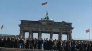 26º aniversario de la caída del Muro de Berlín