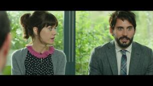 Paco León y Alexandra Jiménez, 'Embarazados'