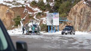 Fallece un esquiador en Valdezcaray al ser sepultado por un alud