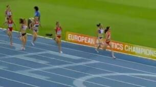 Nuria Fernández quiere conciliar la vida como madre de tres hijas con ser atleta olímpica