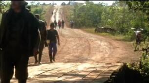 Última conferencia de los mandos de las FARC