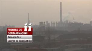 6 millones de fallecidos al año por la mala calidad del aire