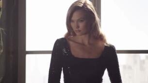 Karlie Kloss, musa de 'Good Girl' de Carolina Herrera