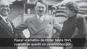 Hitler era drogadicto