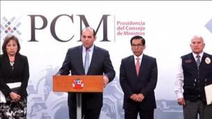 Los incendios en Perú dejan dos muertos, cuatro heridos y unas 11.000 hectareas de terreno quemadas