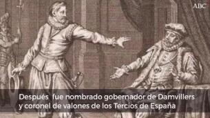 Cristóbal de Mondragón, el coronel que sobrevivió a las más duras condiciones