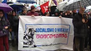 Decenas de personas despiden a Castro en Callao