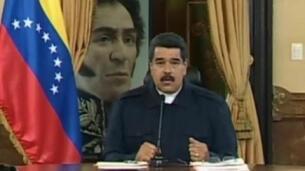 Maduro cierra la frontera con Colombia durante 72 horas