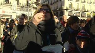 El fin de año se adelanta en la Puerta del Sol