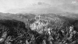 La masacre de los cristianos y el robo de «Vera Cruz »