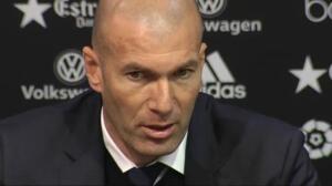 """Zidane sobre la derrota 2-1 ante el Valencia: """"No estuvimos muy listos ni atentos"""""""