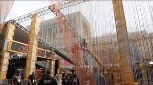 El tío Oscar ya preside la alfombra roja del Dolby Theatre