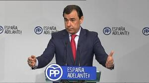 """Martínez-Maillo: """"El acuerdo con Ciudadanos eran lentejas, no había otra opción"""""""