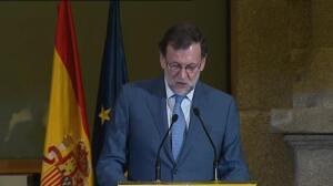 Rajoy preside la entrega de diecisiete Grandes Cruces de la Orden Civil de Alfonso X