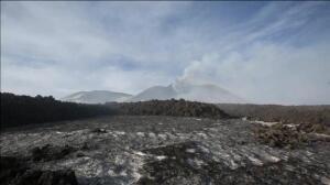 Nuevo espectáculo del Etna