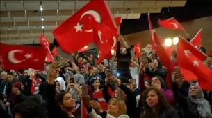 Erdogan advierte a Holanda que