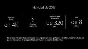 Proyecto Scorpio estrena web de cara a su lanzamiento