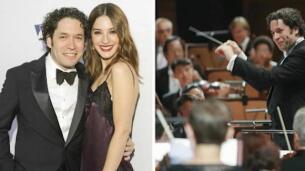 María Valverde se ha casado en secreto con Dudamel