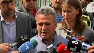 Continúa la búsqueda de los dos pescadores desaparecidos en Barcelona