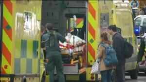 La Policía británica eleva a cuatro el número de fallecidos, incluyendo el atacante