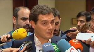 """Rivera pide """"unidad frente al terrorismo"""""""