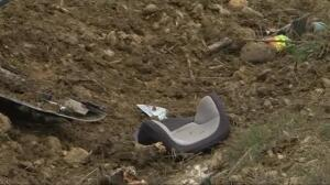 Tres miembros de una misma familia mueren en un accidente de tráfico en Palencia