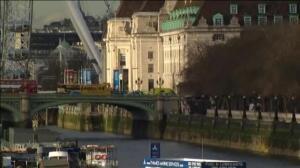 Varias personas quedan atrapadas durante horas en una cápsula del London Eye